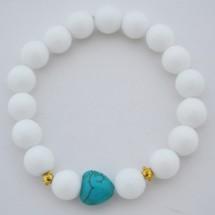 Turquiose Stretch Bracelet