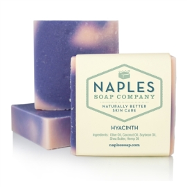 Hyacinth Soap Bar