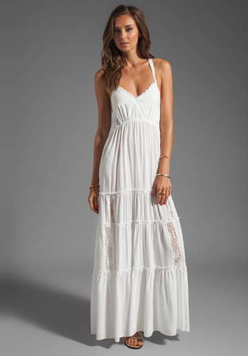 Twin Isles Maxi Dress