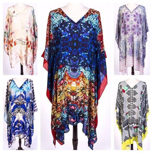 Stain Glass Tunic In Center