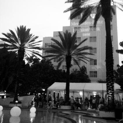 Raleigh Hotel Pool