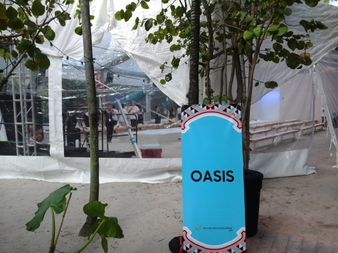 Oasis Tent