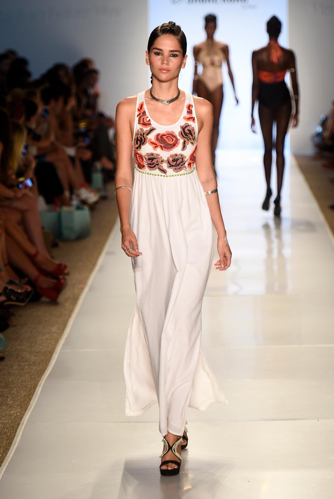 6 Shore Road by Pooja - Runway - Mercedes-Benz Fashion Week Swim 2015