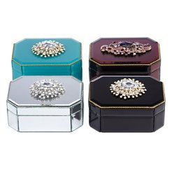 Z Gallerie Anabelle Jeweled Gift Box | $30