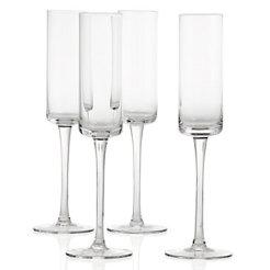 Z Gallerie Champagne Flutes | $24