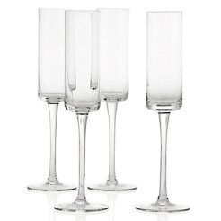 Z Gallerie Champagne Flutes | $24
