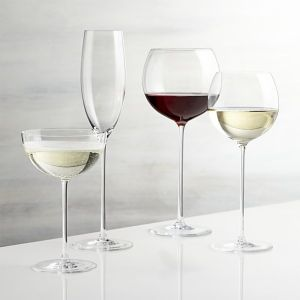 Crate & Barrel Camille Glasses