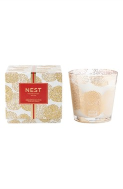 Nest 3 Wick Birchwood Candle