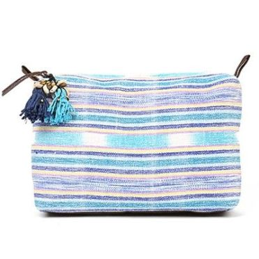 Samui Cosmetic Puka Shell Clutch